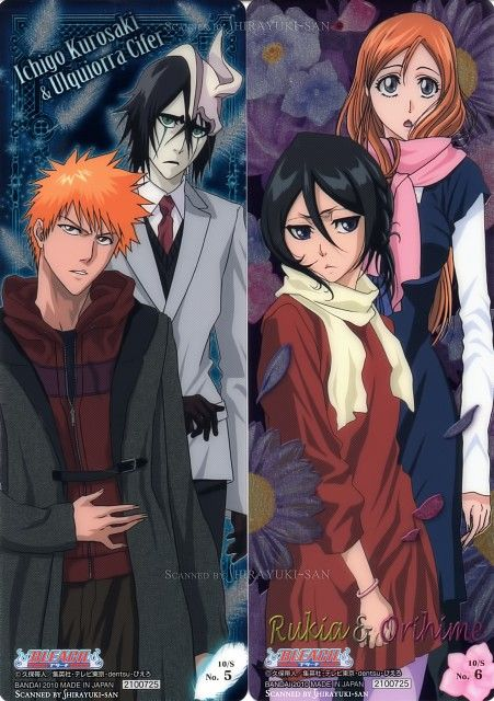 inoue orihime relationship marketing