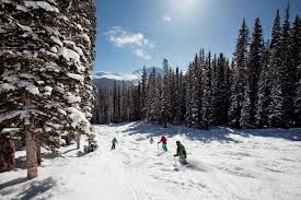 Winterpark, CO ski slopes