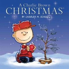 A Charlie Brown Christmas on DVD.  Charlie Brown tries desperately to organize a Christmas Pageant and save a sickly Christmas tree.