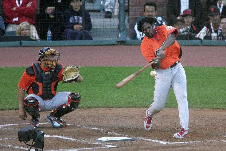 Every MLB Home Run Derby winner  -  July 7, 2017:    2007: VLADIMIR GUERRERO, ANGELS  -   Vlad beat Toronto's Alex Rios in the finals at San Francisco's AT&T Park to win the Derby. He had 17 home runs in three rounds.