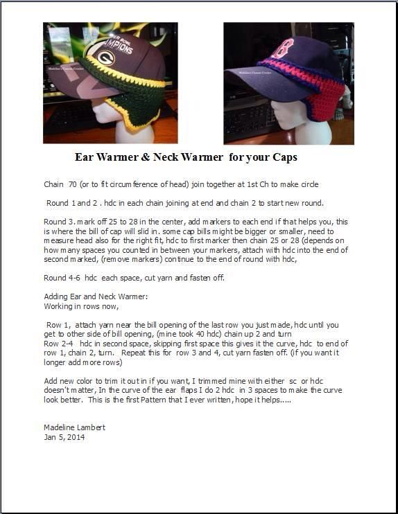 Mejores 19 imágenes de Crochet Ear Warmer en Pinterest | Patrones de ...