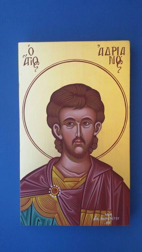 St. Adrianos by www.anatasipsixis.com