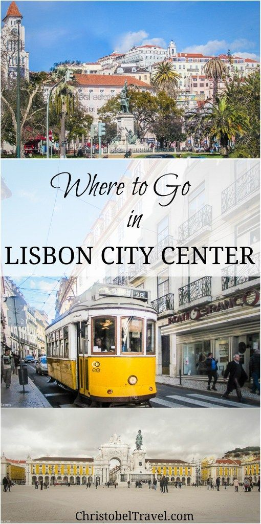 Where to Go in Lisbon City Center - Christobel Travel :black_small_square: Here are best places to see in Lisbon City Centre, Portugal. These include: Praca do Comercio, Rossio Square, Baixa District, Chiado Neighbourhood, Rua da Bica de Duarte Belo, and Rua Augusta Street. For more places to visit, click on the link. #christobeltravel #lisbon