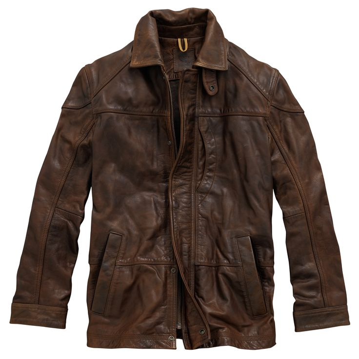 Timberland - Men's Earthkeepers® Tenon Leather Jacket