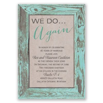 best images about vow renewal invites on   vow, invitation samples