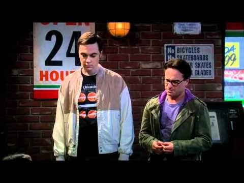 The Big Bang Theory - Negozio di liquori ITA