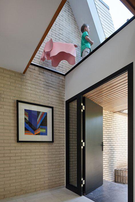Flemish villa, Flanders, 2016 - Martens/Brunet Architects