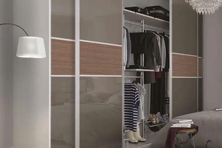 kleiderschrank selber bauen hornbach in 2021 kleiderschrank