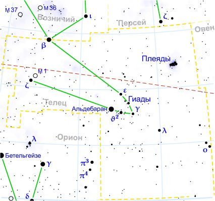 File: Taurus constellation map