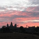 I was tired after my time in Thailand, so I came home...but I wish I had spent a little more time and visited Cambodia.