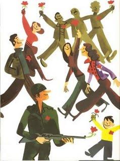 João Fazenda - 25 Abril 1974 - #Portugal - Revolução dos Cravos