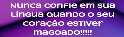 Conversas & Controversas: MAIS UMA VEZ...: CUIDADO!!!!!