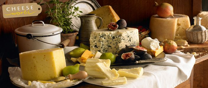 Top quality imported cheese- find out about the different types of cheese.