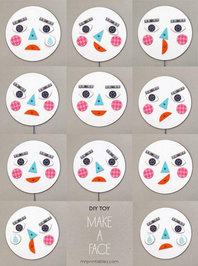 Laboratori per Bambini: Le nostre emozioni!