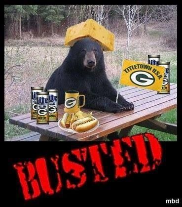 From Green Bay Packer Memes