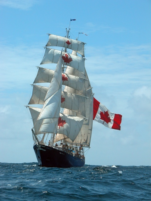Canadian Ship