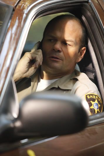 Chris Bauer as Andy Bellefleur in True Blood 4 on showcase (ep3)