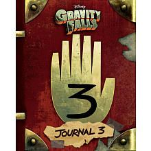 Disney Gravity Falls: Journal 3