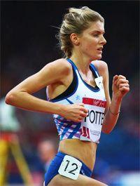 Beth Potter - Athletics. 10,000m.
