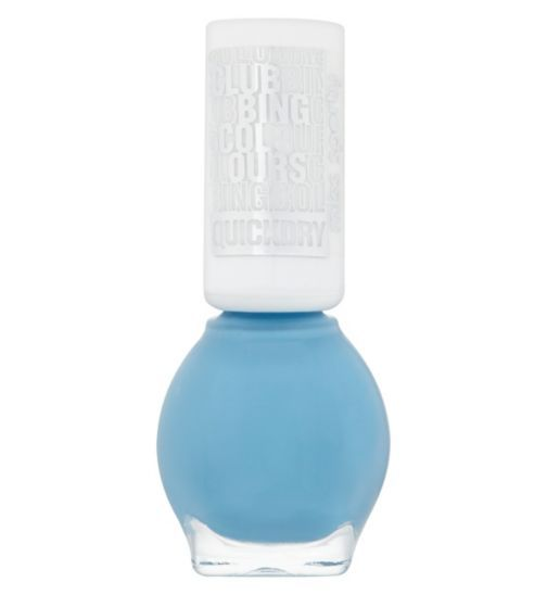 Miss Sporty Clubbing Colours Nail Polish - Boots