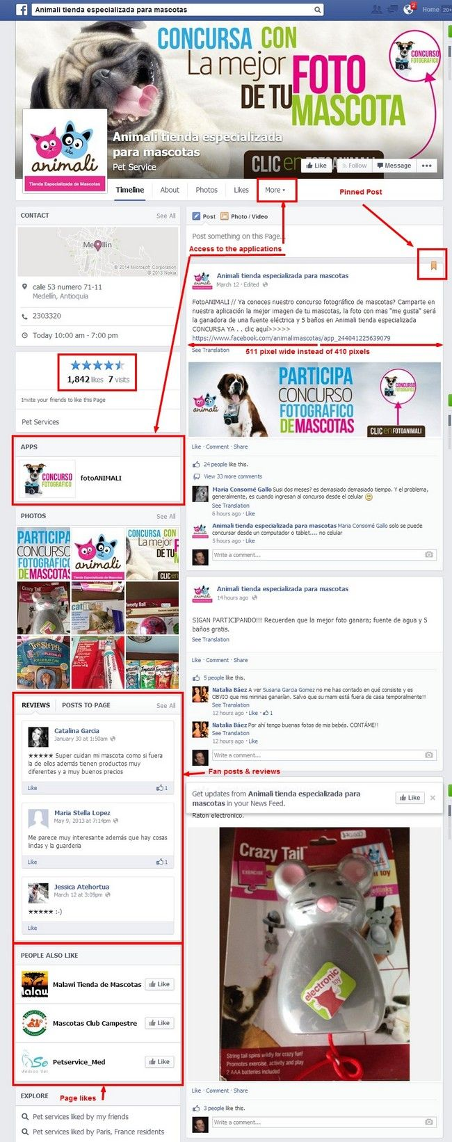 Facebook page redesign: the good, the bad and the ugly. All you need to know #Facebook #BusinessPages