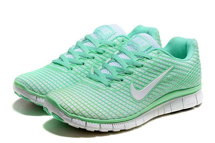 size 40 a3066 c9e96 Nike Free 5.0 V4 Women Shoes Green 3001