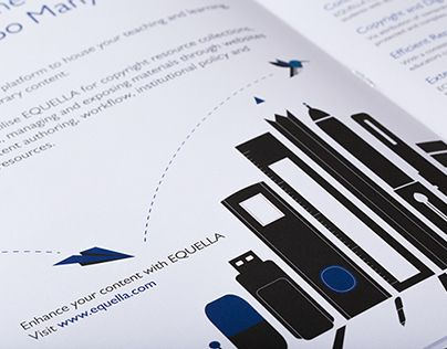 Digital platform brochure
