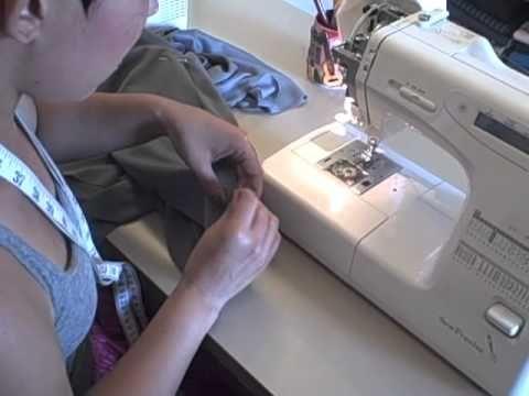 DIY Tutorial: Maxi Skirt Also Doubles as Dress/Start to Finish Tutorial Video.    Printable Instructions Here: https://docs.google.com/file/d/0B3c85cg_4FIfOFNzNHFMaWxTYnVuN2NqcXlmWHhzZw/edit?pli=1