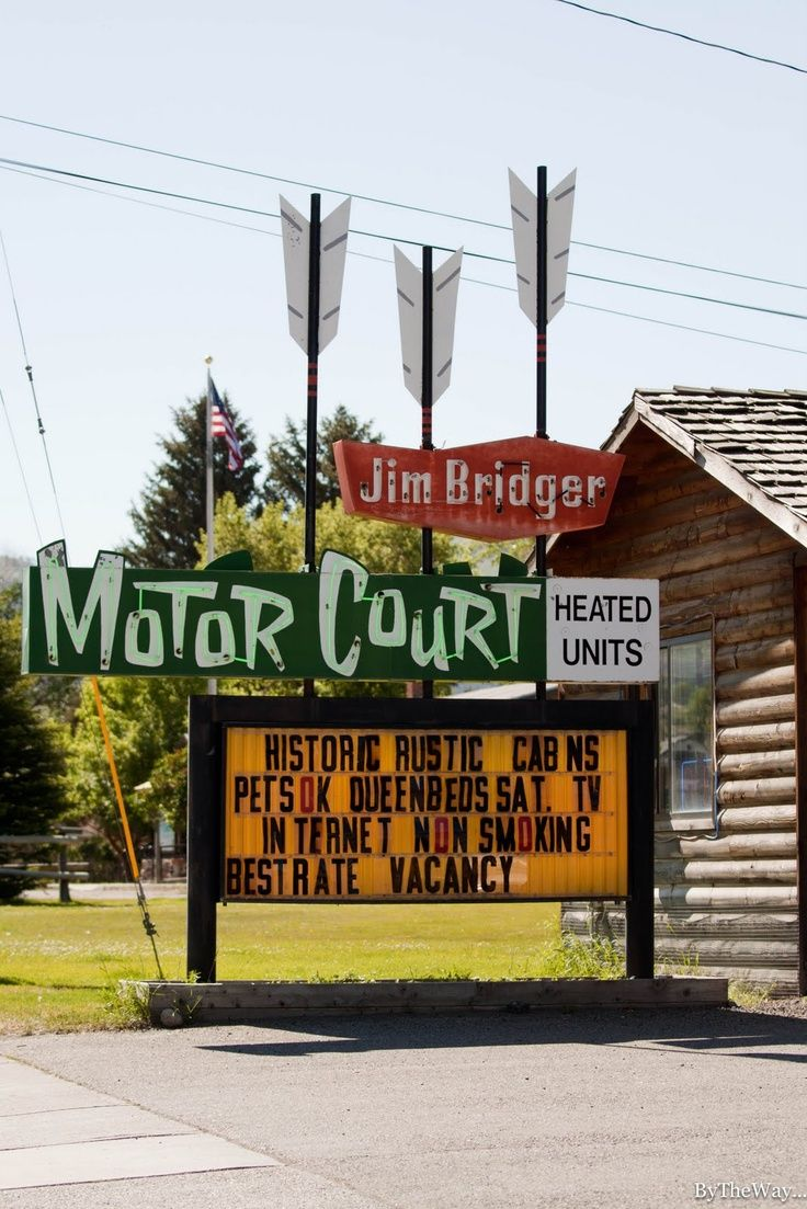 125 Best Images About Gas Stations Motels Usa On