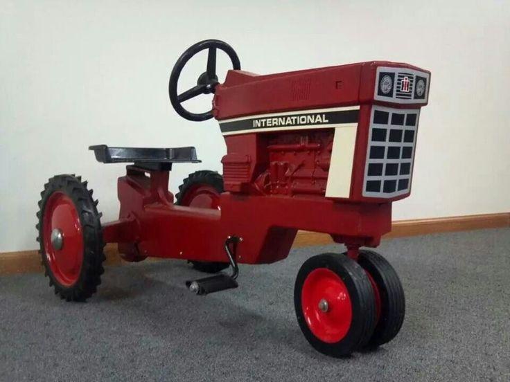 Tractor Pedal Car Parts : Best pedal tractors images on pinterest farm toys