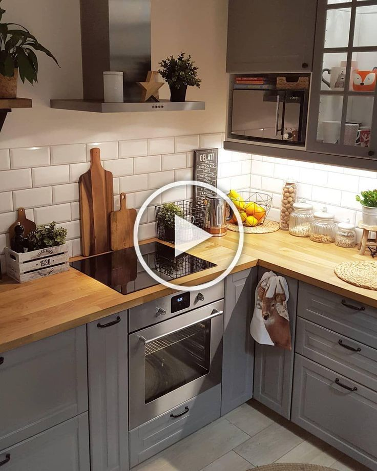 30 Most Beautiful Kitchen Decorating Ideas 2019 Page 26
