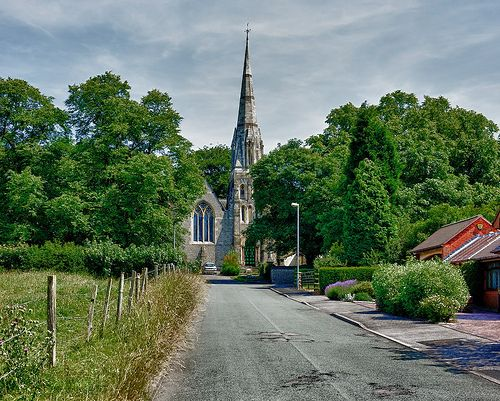 Rushall Church