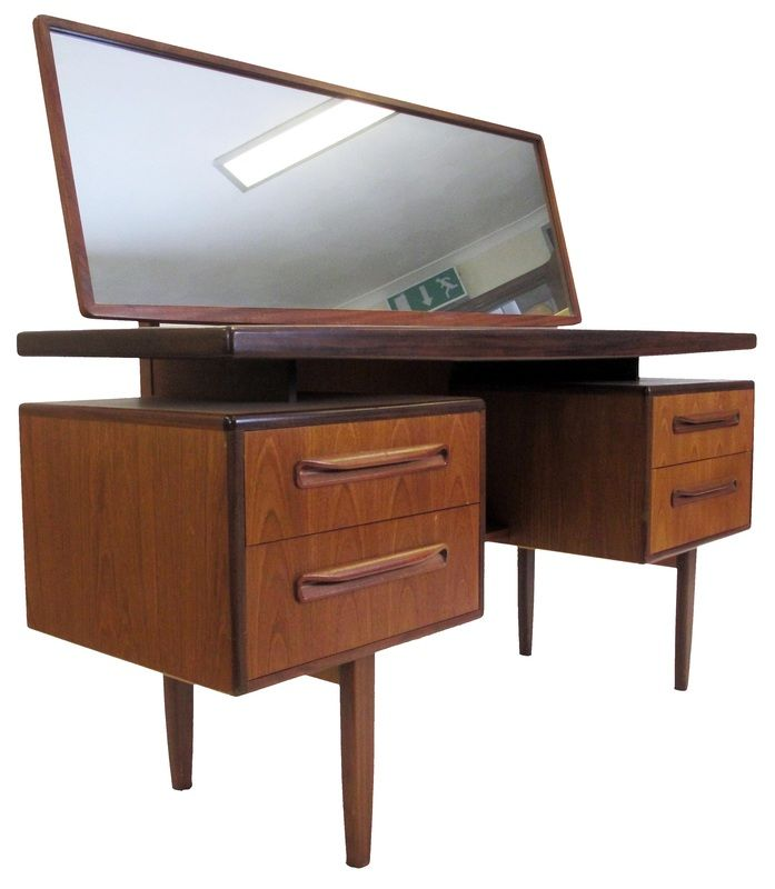 Managed to snap up a similar looking g plan dressing table for G plan bedroom furniture dressing tables