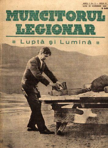 Muncitorul Legionar