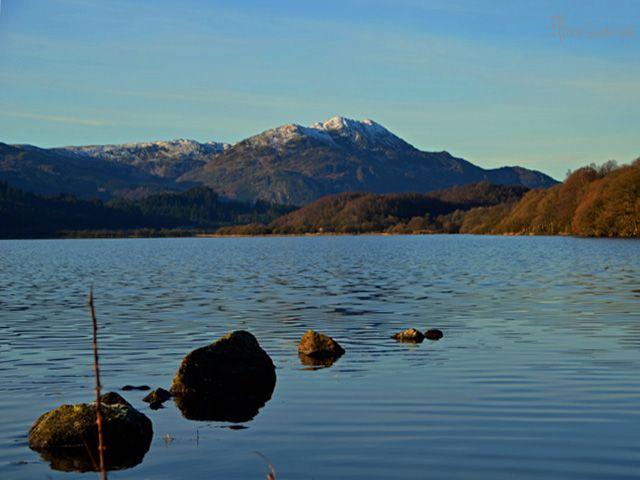 Loch Venachar, The Trossachs, Scotland