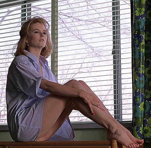 "Nicole Kidman in ""To Die For"" (1995) 