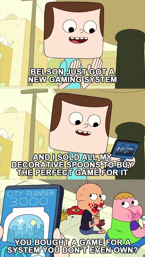 You Bought a Game for a System You Don't Even Own? #clarence #jeff #sumo #videogames