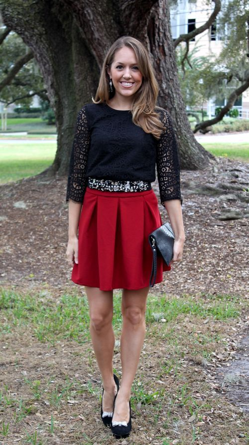c42776c1 35 Casual Christmas Party Outfits Ideas to Wear Right Now | Dress Me Up |  Fashion, Holiday outfits, Christmas party outfits