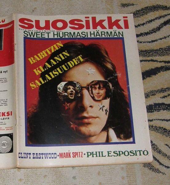 Suosikki-lehti 11/1972