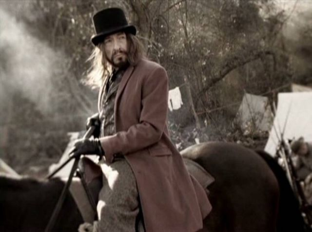 "4- Gods and Generals: Bob Dylan ""'Cross The Green Mountain"""