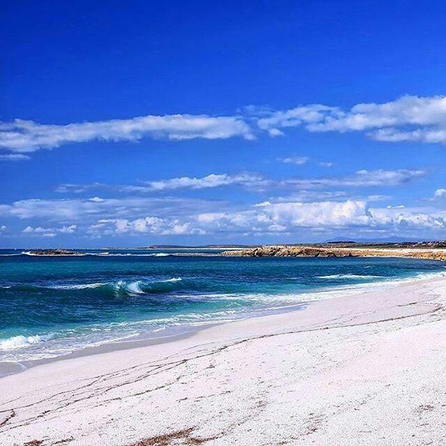 Spiaggia Is Aruttas, Oristano