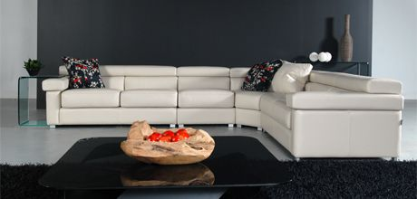 Sele 10 Sectional. Products available through Selene. www.selenefurniture.com