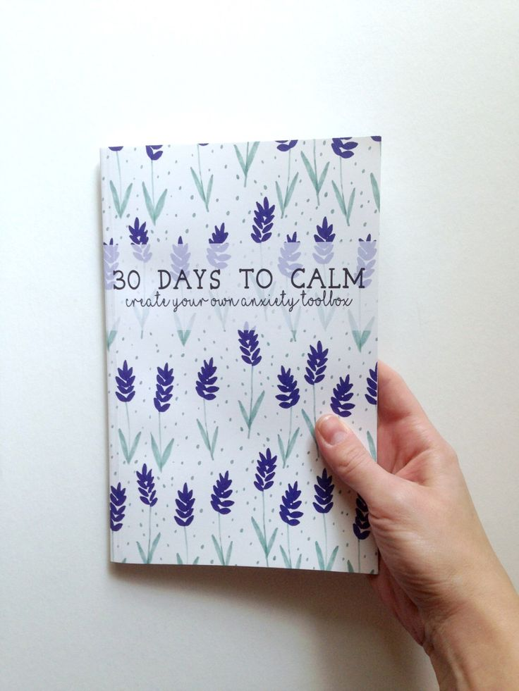anxiety relief anxiety awareness anxiety aids journal notebook self help calm down kit 30 day challenge writing journal stress relief by CallHerHappy on Etsy https://www.etsy.com/listing/251224829/anxiety-relief-anxiety-awareness-anxiety