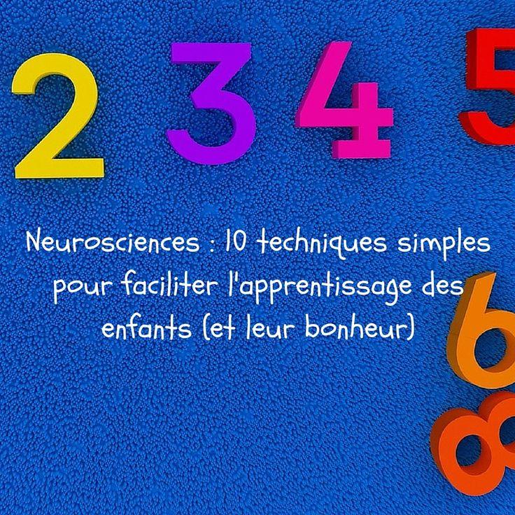Comment aider un enfant à apprendre ?Catherine Gueguen a une idée très précise du sujet grâce à sesconnaissances dans le domaine des neurosciences affectives. Cette idée pourraitchanger la vie de nombreux parents et enseignants. Je vous invite à découvrir10techniques simples à mettre en place dès maintenant.