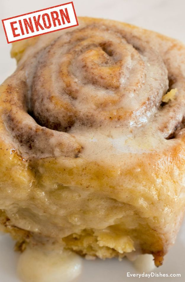 Einkorn Cinnamon Rolls Recipe| Hey Good Lookin' Whatcha Got Cookin? | Homemade Cinnamon Rolls Recipes