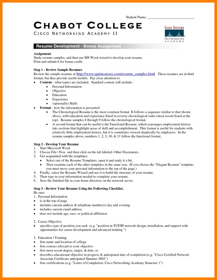 40+ Business resume format in word Resume Examples