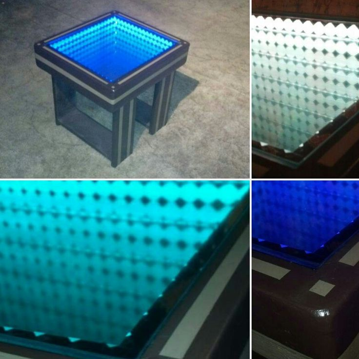 17 Best Ideas About Infinity Mirror Table On Pinterest Infinity Table Infinity Mirror And Led
