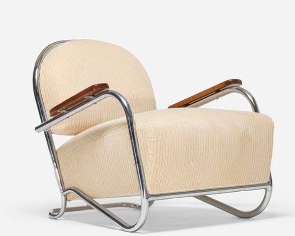 490- K.E.M Weber - chair - Design, 27 March 2014 - Auctions - Wright 2014-07-21 12-20-07