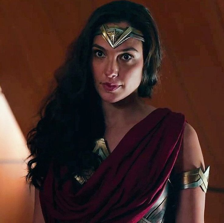 "Gal Gadot is Wonder Woman in ""Justice League"""