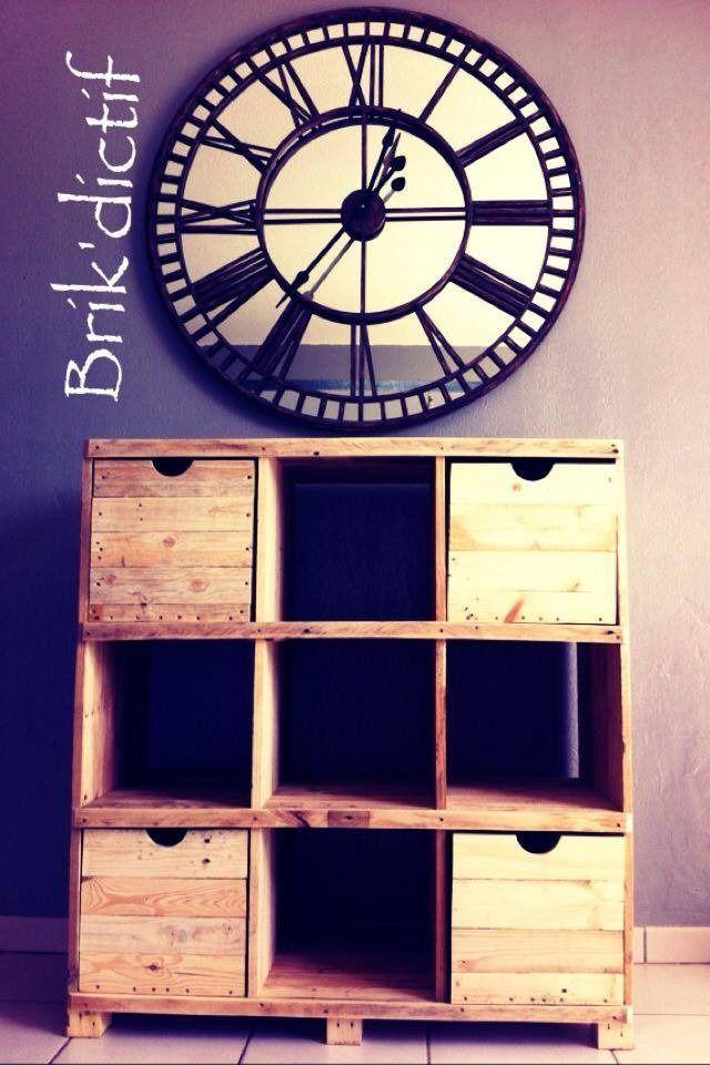 Table d 39 appoint de chevet bois et metal - Recuperer meubles gratuitement ...